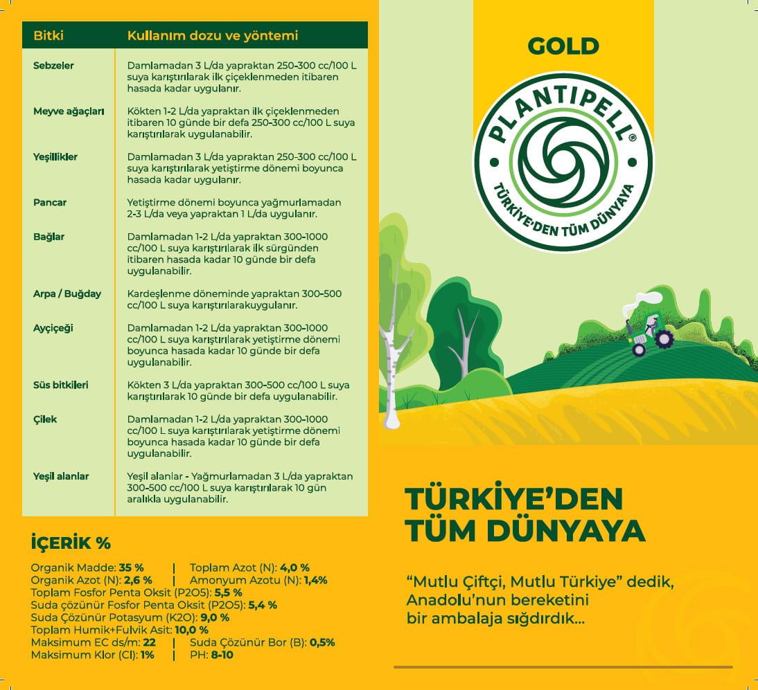 Plantipell GOLD